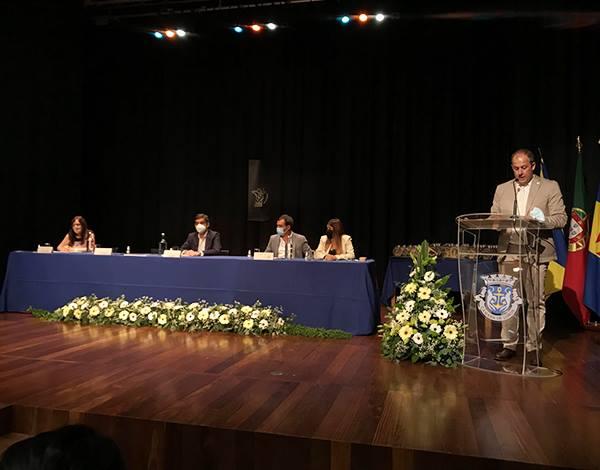 Tomada de Posse dos Novos Órgãos Sociais da Associação Ginástica da Madeira