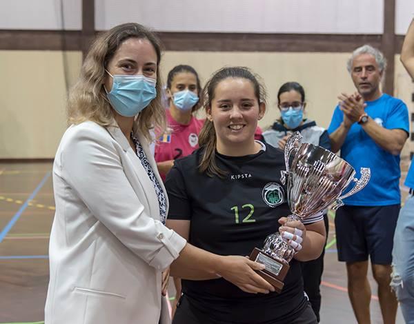 Final da Taça da Madeira em Futsal - Seniores Femininos