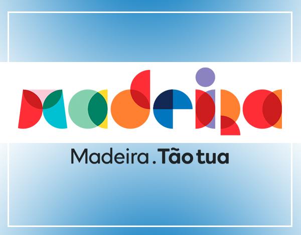 Logótipo oficial no âmbito da promoção do destino da Região Autónoma da Madeira