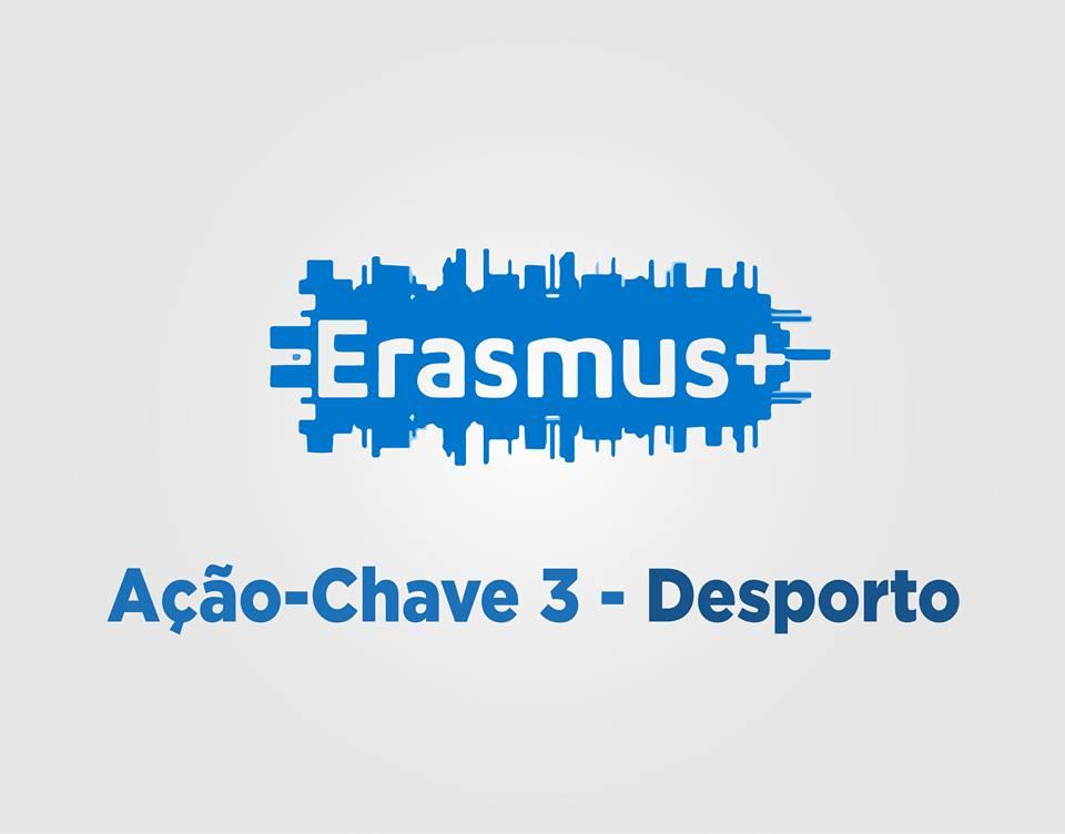 ERASMUS+, ação chave 3- Desporto