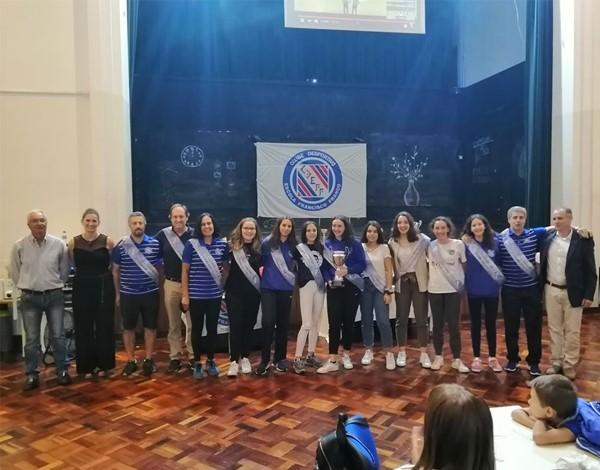 14.º Aniversário do Clube Desportivo Escola Francisco Franco