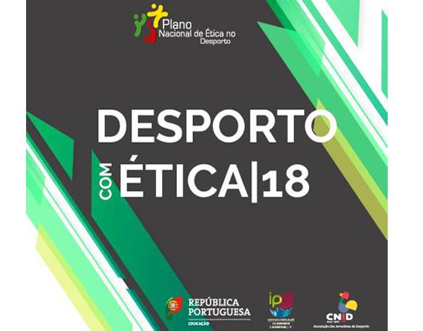 Prémio Desporto com Ética 2018 - André Cunha alcança 2.º lugar com publicação na Revista Marítimo