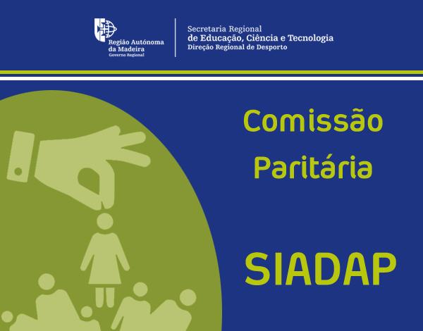 Comissão Paritária do SIADAP