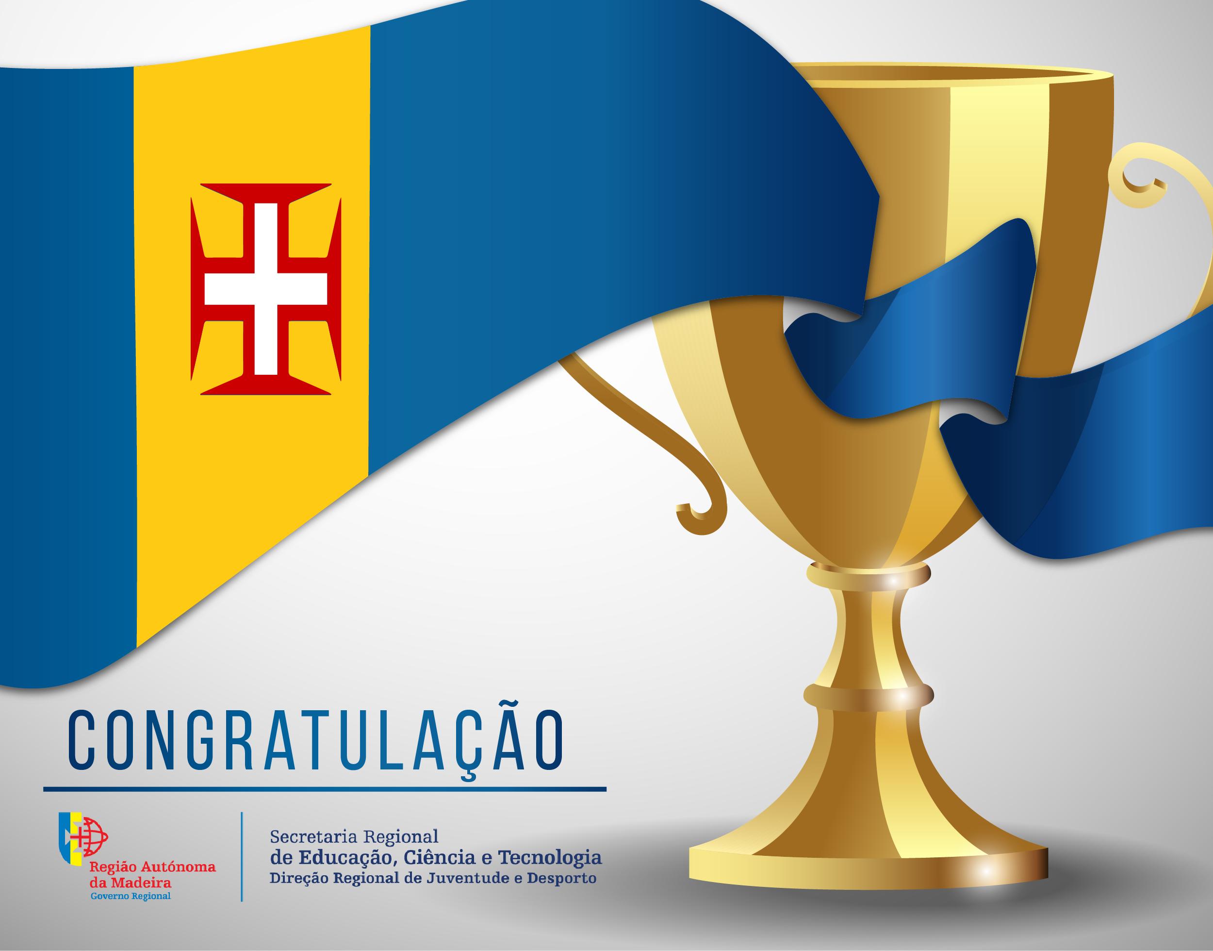 Congratulação – Bernardo Pereira (Clube Naval da Calheta)