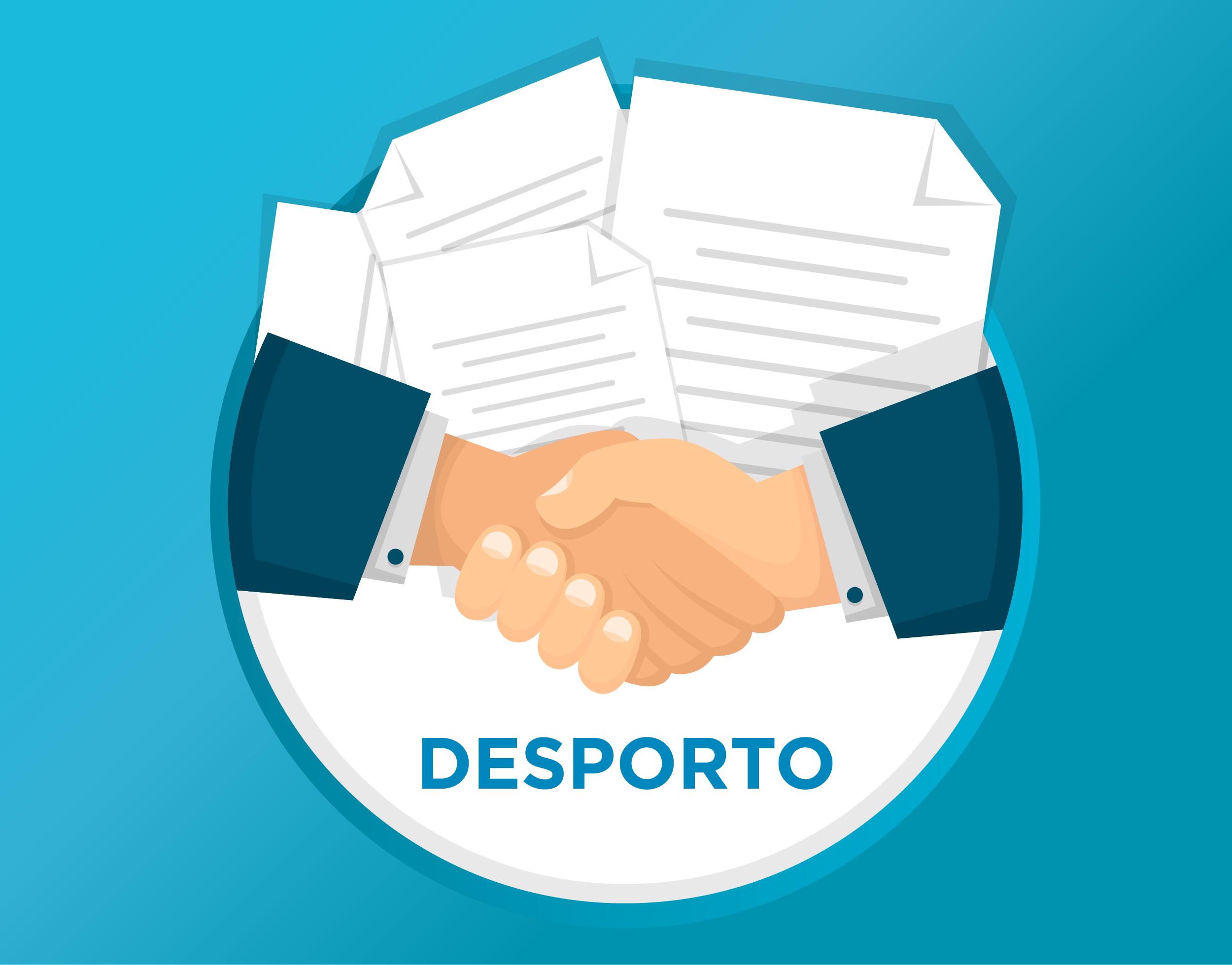 Contratos Programa de Desenvolvimento Desportivo PRAD 2018/2019