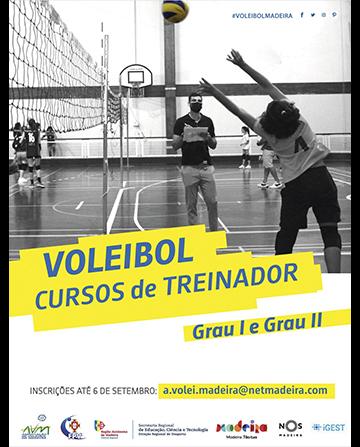 Cursos Treinadores Voleibol