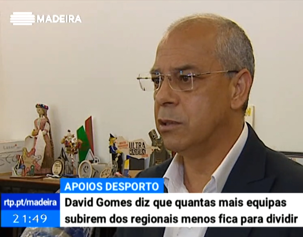 Entrevista RTP Madeira