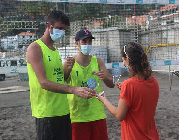 Circuito Regional Voleibol Praia 2021