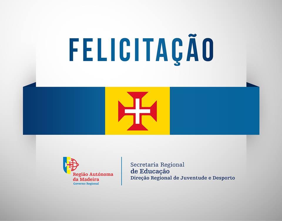 Felicitação - Carlos Pereira