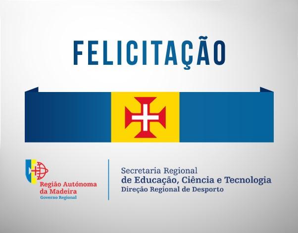 Felicitação- Clube Desportivo Nacional Futebol, SAD