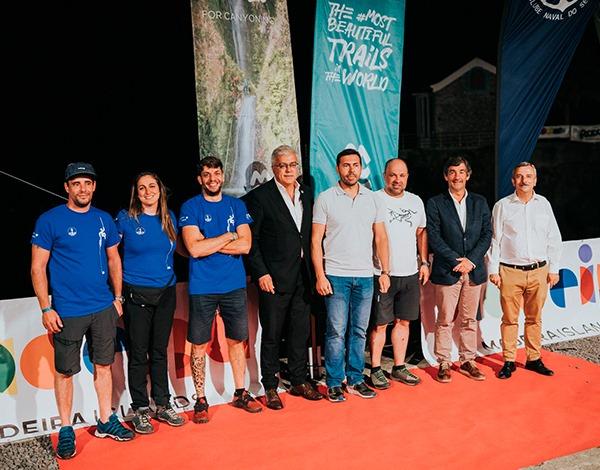 Canyoning Madeira Meeting 2021