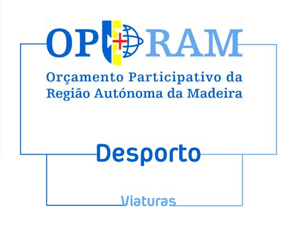 OPRAM 2019- Aquisição de viatura de transporte de passageiros