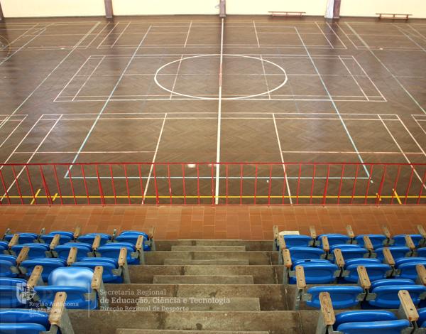 Pavilhão Gimnodesportivo da Camacha