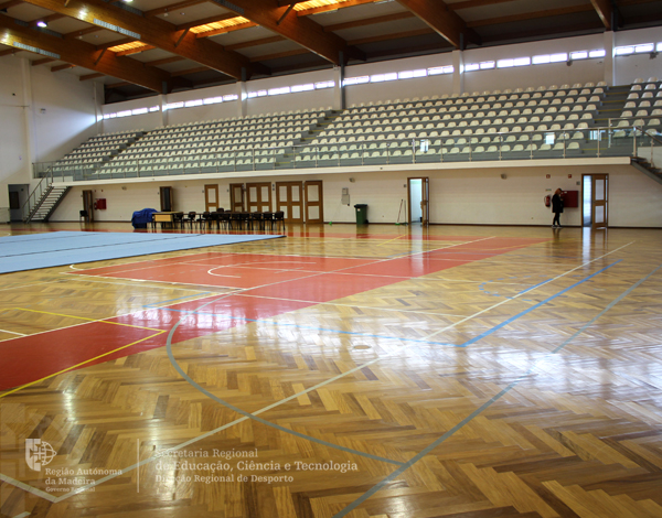 Pavilhão Gimnodesportivo Caniçal