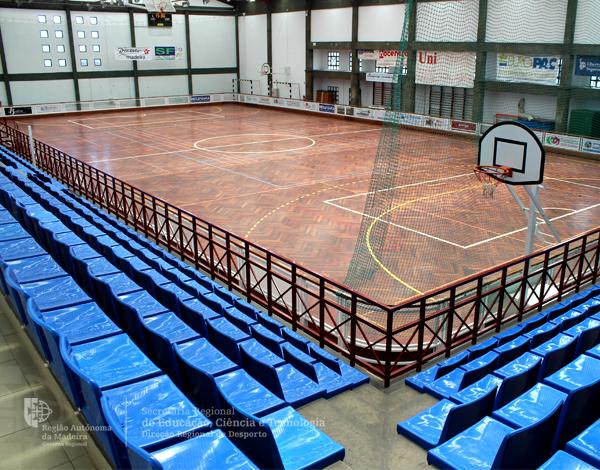 Pavilhão Gimnodesportivo Gonçalves Zarco