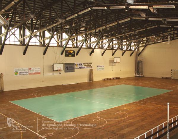 Pavilhão Gimnodesportivo Machico