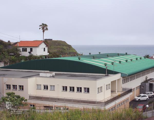 Pavilhão Gimnodesportivo do Porto da Cruz