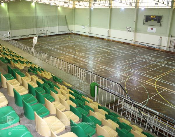 Pavilhão Gimnodesportivo  de Santana