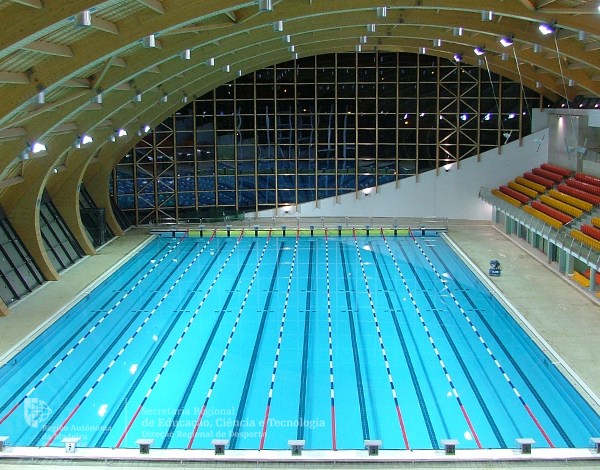 Complexo de Piscinas Olímpicas do Funchal