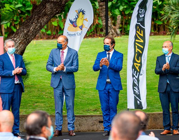 Cerimónia de Abertura da Semana Europeia do Desporto