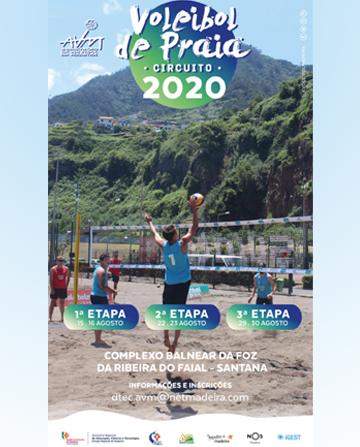 Mupi Voleibol de Praia 2020