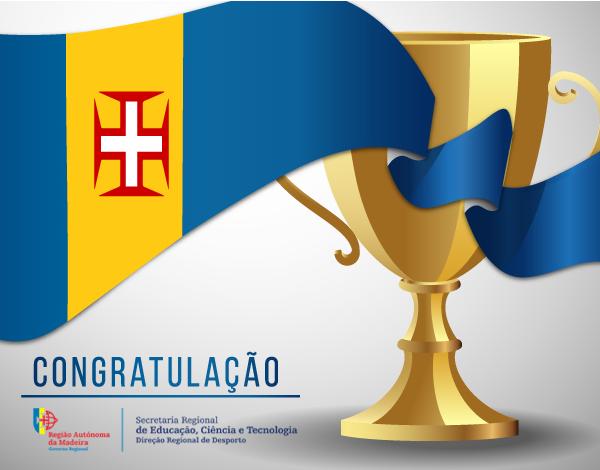 Congratulação - Joana Soares (ACD Jardim da Serra)