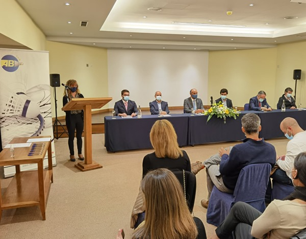Tomada de Posse dos Órgãos Sociais da Associação de Badminton da Região Autónoma da Madeira