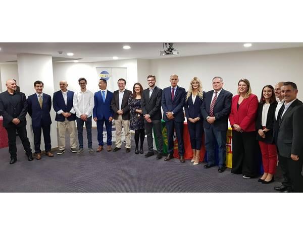 Tomada de Posse dos novos Órgãos Sociais da Associação de Badminton da Região Autónoma da Madeira