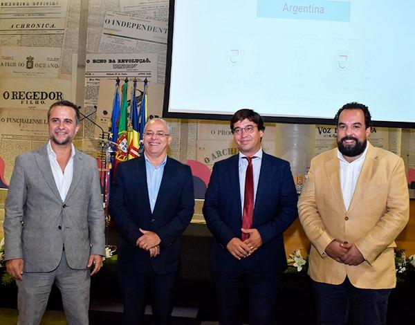 Tomada de posse dos Órgãos Sociais da ADCR Bairro da Argentina