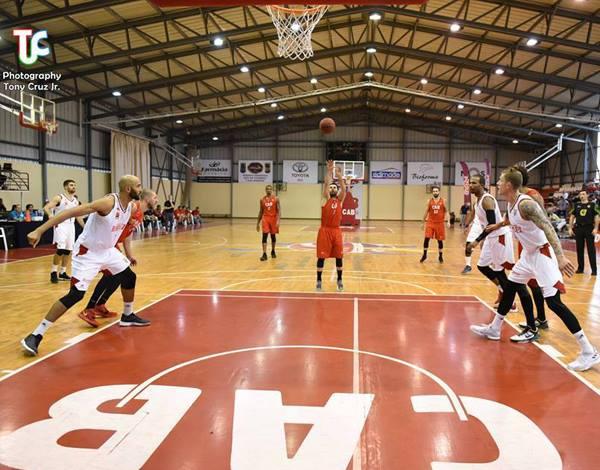 CAB Madeira Basquetebol SAD - SL Benfica