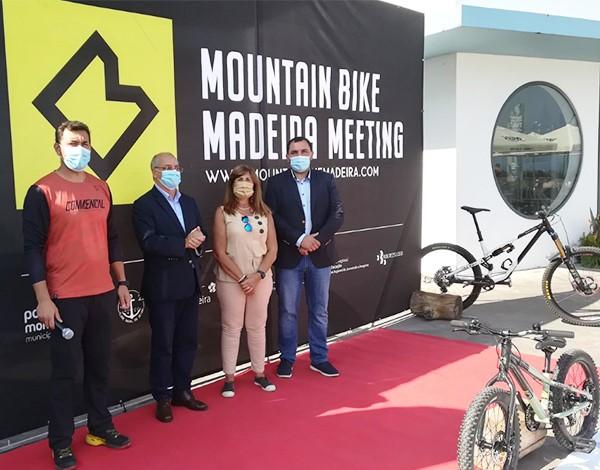 Apresentação do Mountain Bike Meeting 2021