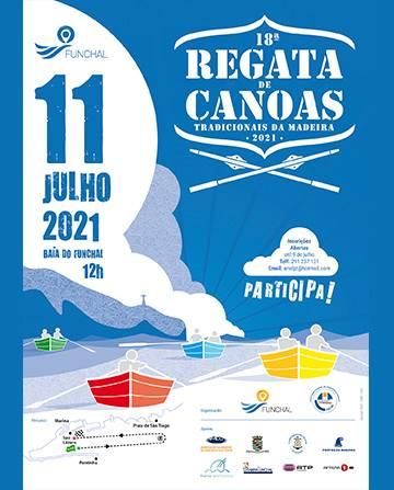 Canoagem - Regata de Canoas Tradicionais