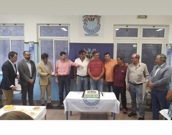 Aniversário da Associação Desportiva do Caramanchão