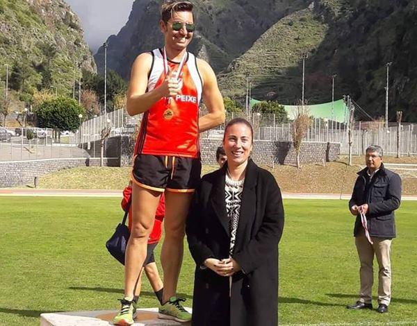 Entrega de prémios I Meeting de Masters Internacional da Madeira- 27 de janeiro