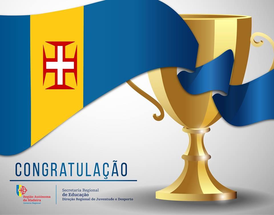 Congratulação - César Nicola (Clube Naval do Funchal)