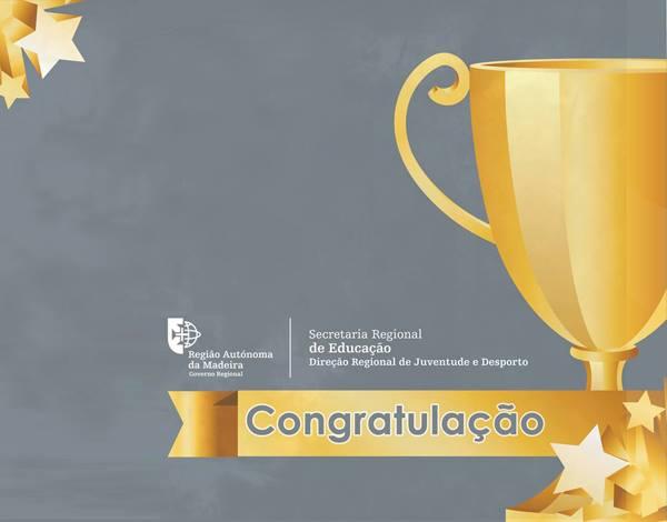 Congratulação - Filipa Mendonça (Sporting C.Portugal)