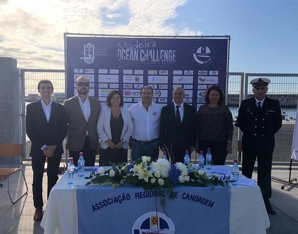 Madeira Surfski Lifesaving 2019