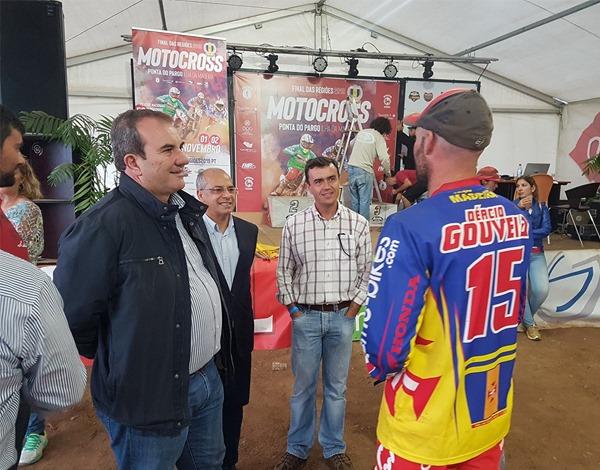 Final das Regiões em Motocross