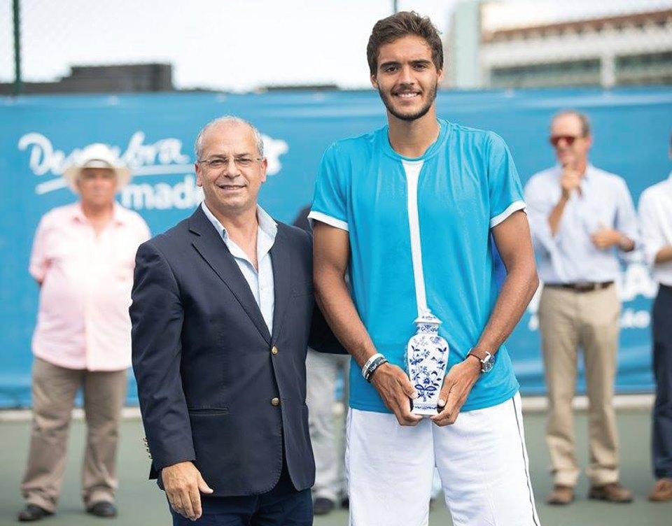 Campeonato Nacional Absoluto/Taça Guilherme Pinto Basto 2019 em ténis