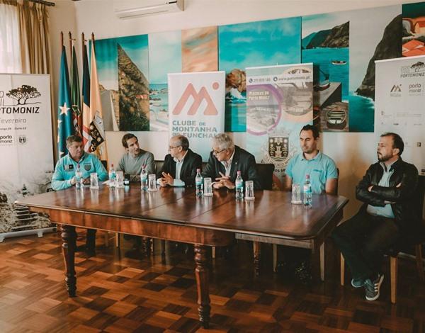 Apresentação do Trail do Porto Moniz 2020