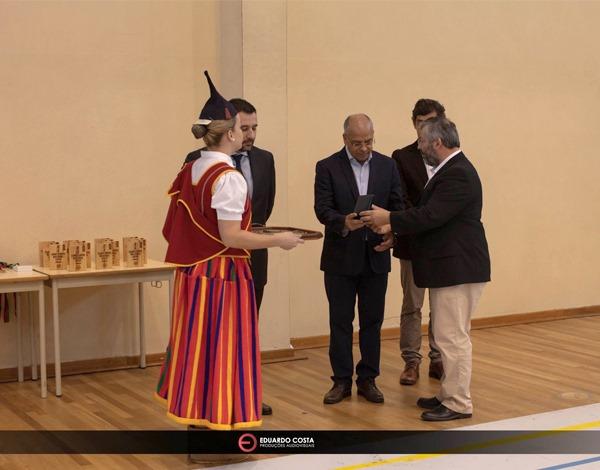 Federação Portuguesa de Judo homenageia Direção Regional
