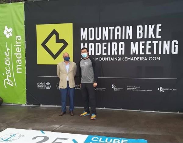 Apresentação da 6.ª Edição do Mountain Bike Madeira Meeting