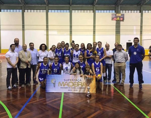 Supertaça 2019/2020 em Voleibol - Seniores Femininos
