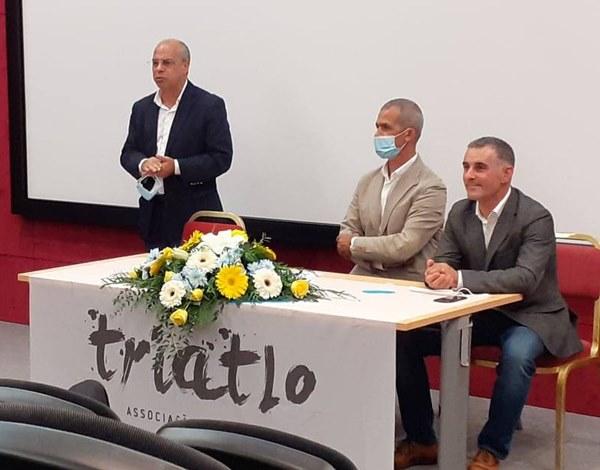 Tomada de posse dos Órgãos Sociais da Associação Regional de Triatlo da Madeira
