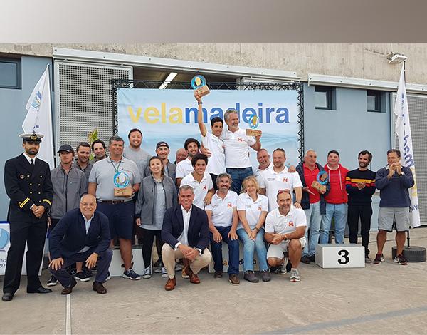1.ª Prova do Campeonato da Madeira de Vela Ligeira