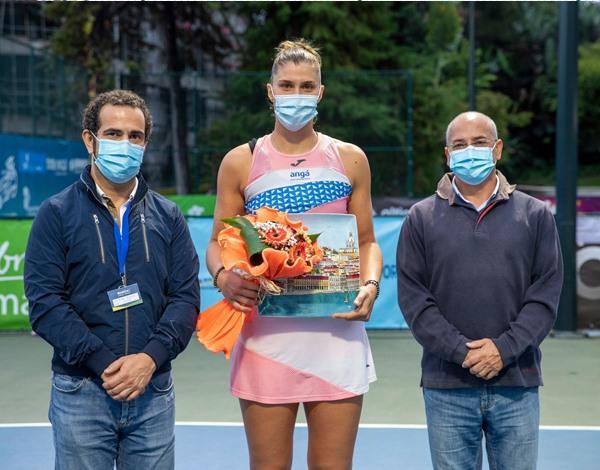 Torneio Internacional Madeira Ladies Open - Final de singulares