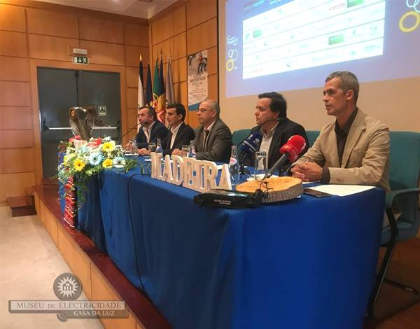 Apresentação da Taça do Mundo de Paratriatlo e Taça da Europa de Triatlo