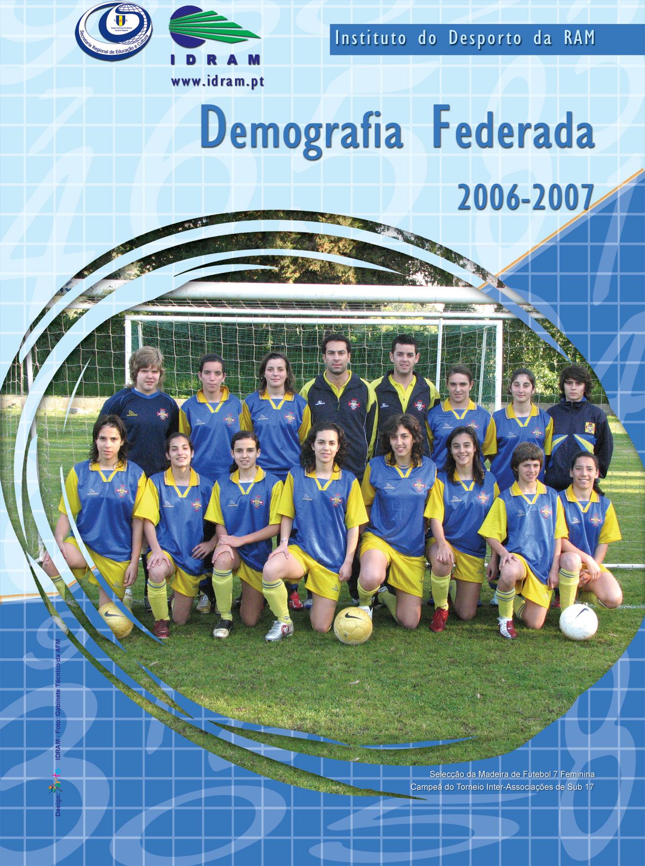 Demografia Federada 2006/2007