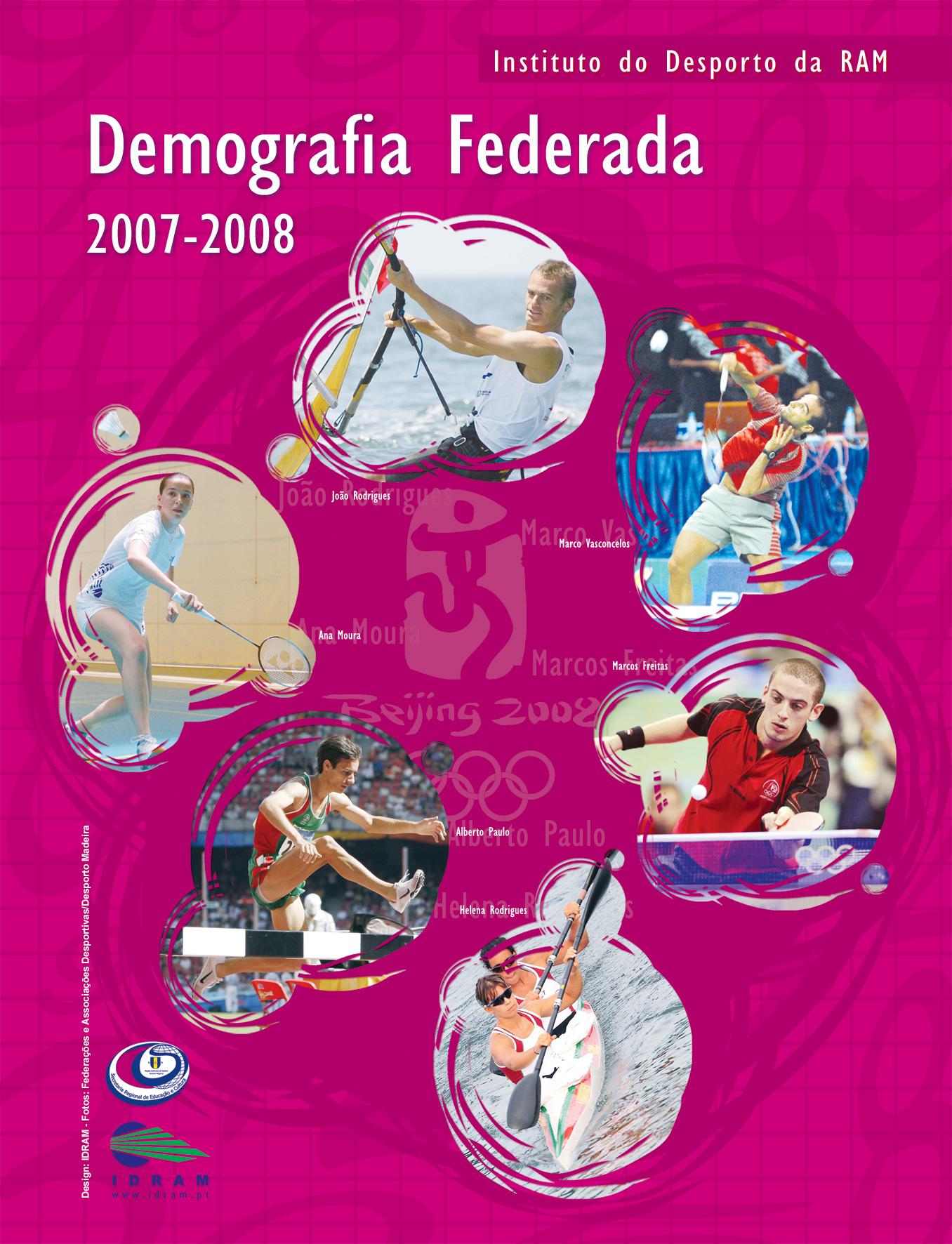 Demografia Federada 2007/2008