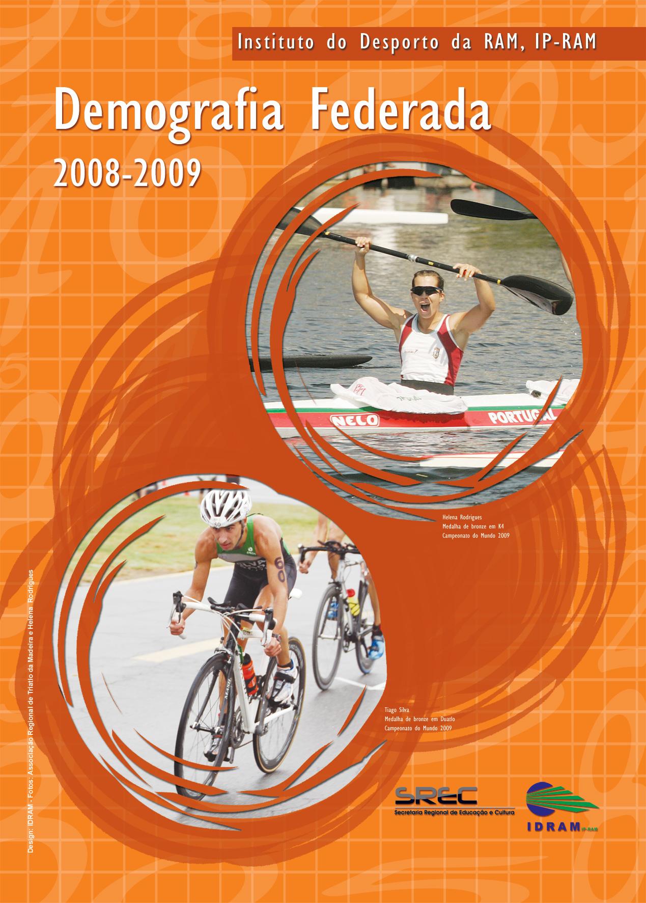 Demografia Federada 2008/2009